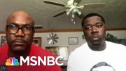 Floyd's Brother: Trump 'Didn't Give Me The Opportunity To Even Speak' | MSNBC 3
