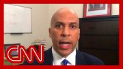 Sen. Cory Booker: Trump doesn't deserve a response, our people do 3