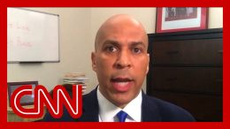 Sen. Cory Booker: Trump doesn't deserve a response, our people do 2