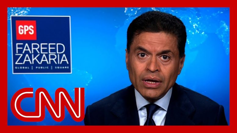 Fareed Zakaria: There are deep inequities in this country 1