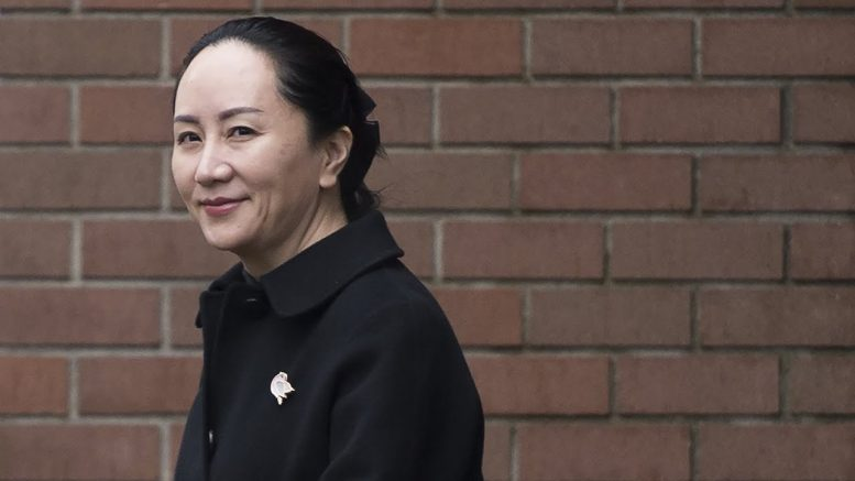 Will China retaliate following Meng Wanzhou's ruling? 1