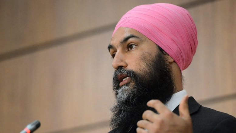 Trudeau should 'show some leadership' in care home issues: Singh 1