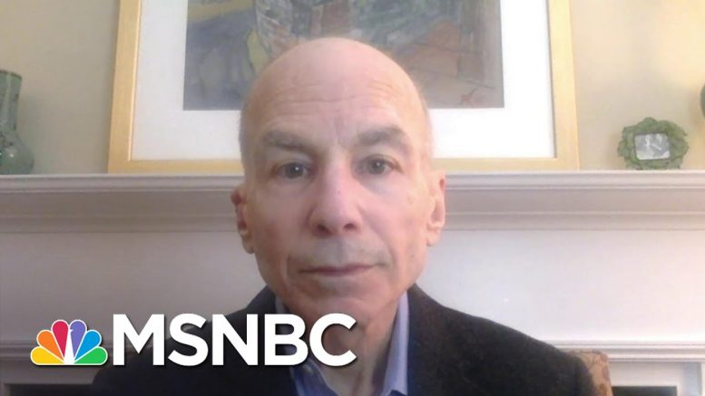 'More Deaths': W.H.O. Veteran Says Trump W.H.O. Plan Risks 'Many More Deaths' | MSNBC 1