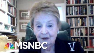 Former Secretary Madeleine Albright: I'm Troubled By Trump's Unpredictability | Morning Joe | MSNBC 6