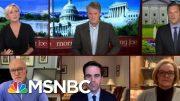 Is Trump Seeking A Red-State Reopening Effort? | Morning Joe | MSNBC 5