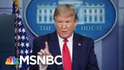 Trump's Obsession With Putting His Name On Everything | Deadline | MSNBC 4