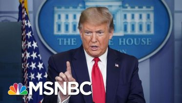 Trump's Obsession With Putting His Name On Everything | Deadline | MSNBC 6