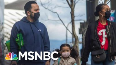 CDC Changes Guidance, Says People Should Wear Face Coverings When Outside | The Day That Was | MSNBC 5