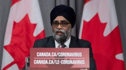Defence Minister Sajjan on CAF deployment to long-term care homes 6