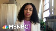 Mara Gay: Trump's Comments On Ventilators For NY Left Me 'Almost Speechless' | Craig Melvin | MSNBC 4