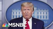 Trump Lauds Testing Efforts, But Under 1% Of The U.S. Has Been Checked | The 11th Hour | MSNBC 5