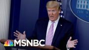 Are Trump's Daily Press Briefings Harming His Re-Election Odds? | MSNBC 2