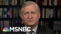 Jon Meacham: Trump's Temperament Is A National Security Issue | The 11th Hour | MSNBC 8