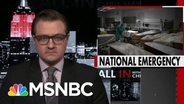 Chris Hayes On How Uniquely Devastating And Deadly The Coronavirus Is | All In | MSNBC 6