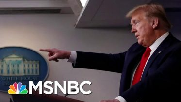 Trump Tells Three States To 'LIBERATE' As U.S. Death Toll Tops 36,000 | The 11th Hour | MSNBC 6