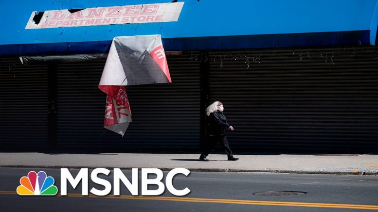 Mark Cuban: 'If People Can't Afford To Buy Basic Goods, There Is No Economy' | MSNBC 1