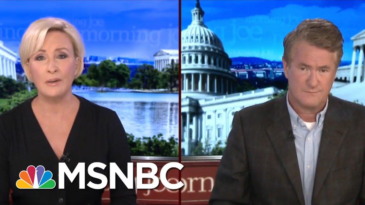 Trump Losing The Battle Of Public Opinion On Coronavirus: Poll | Morning Joe | MSNBC 2