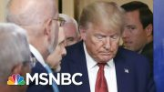 Reporting Undercuts Trump's Argument That The WHO Failed To Warn Him | Deadline | MSNBC 4