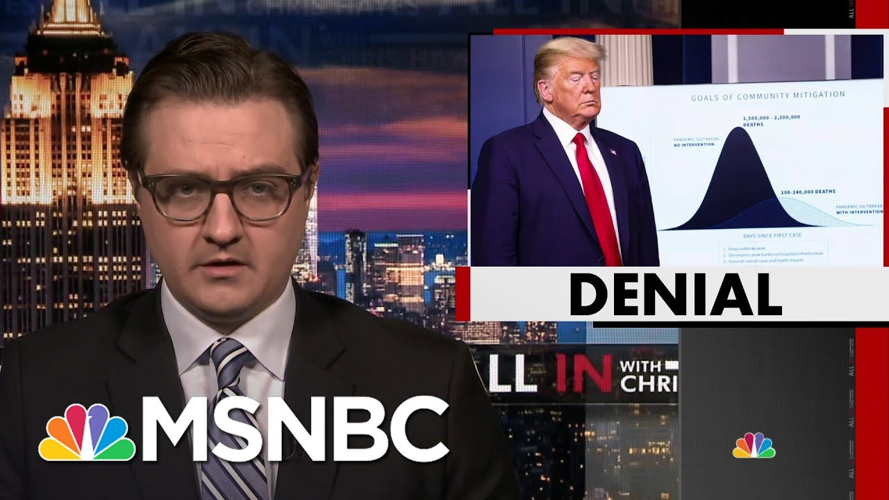 Chris Hayes On Parallels Between Climate Change And Coronavirus | All In | MSNBC 9