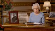 Queen Elizabeth delivers rare public address for the anniversary of 75th VE-Day 4