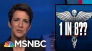 Study Finds Startling Number Of Pregnant Women Test Positive For Coronavirus | Rachel Maddow | MSNBC 5