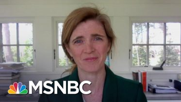 WHO Was Late And Overly Deferential To China, But Trump Was As Well | Andrea Mitchell | MSNBC 10