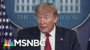 Former GOP Governor: Trump 'Plays Politics With Every Single Issue' | The Last Word | MSNBC 3