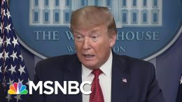 Former GOP Governor: Trump 'Plays Politics With Every Single Issue' | The Last Word | MSNBC 7