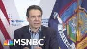 Cuomo Shuts Down Coronavirus Hoax Theories: 'Facts Are facts' | MSNBC 5