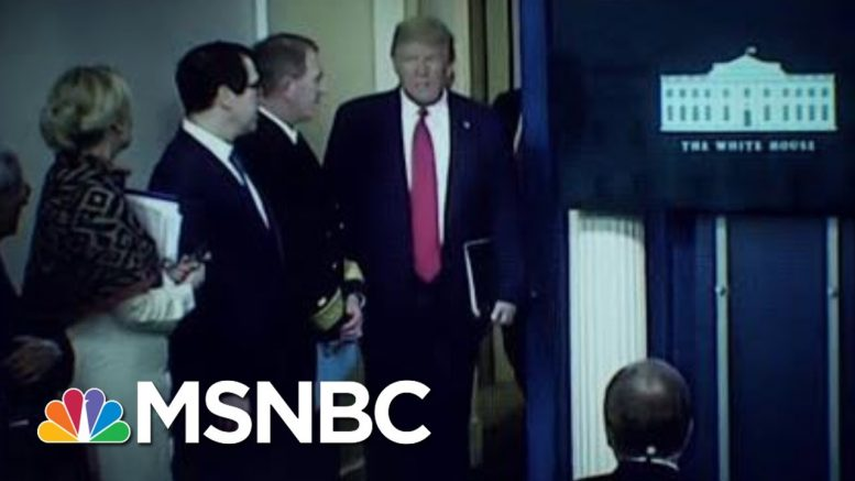 Biden Campaign Out With New Ad On Trump's Virus Response | Morning Joe | MSNBC 1