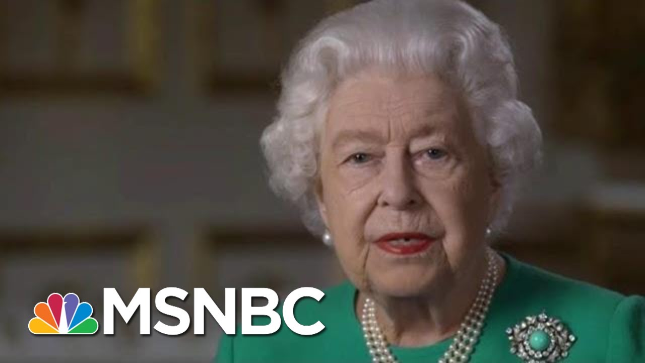 How The Queen Said More Than Trump In A Few Short Minutes   Morning Joe   MSNBC 1