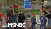 Fox News Promotes Stay-At-Home Protests While Staying At Home | All In | MSNBC 5