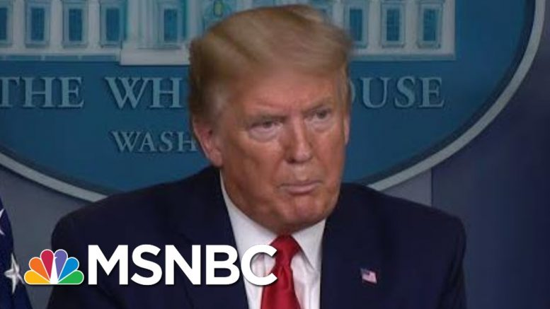 Is Trump's Immigration Announcement Too Little, Too Late? | Morning Joe | MSNBC 1