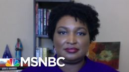 Stacey Abrams: If Asked To Serve By Biden, I would Be Honored | Morning Joe | MSNBC 3