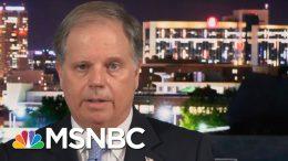 Alabama Senator On Georgia Reopening Economy: 'It's Just Crazy' | All In | MSNBC 7