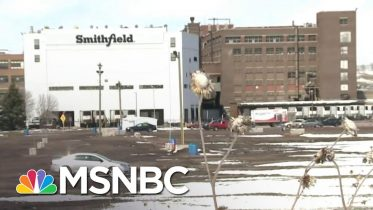 Second Worker Reportedly Dead Of Coronavirus At South Dakota Meat Plant | All In | MSNBC 10