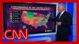John King calls coronavirus in West Wing a 'messaging disaster' 5