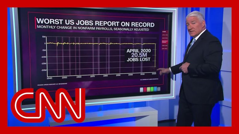 John King on jobs report: Never before have we seen anything close to that 1