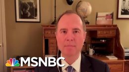 Adam Schiff: 'We Can't Rely' On The Numbers Coming Out Of China | Kasie DC | MSNBC 8