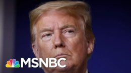 Trump Talks Reopening U.S. As CDC Warns Of A Second Worse Coronavirus Wave | The 11th Hour | MSNBC 3