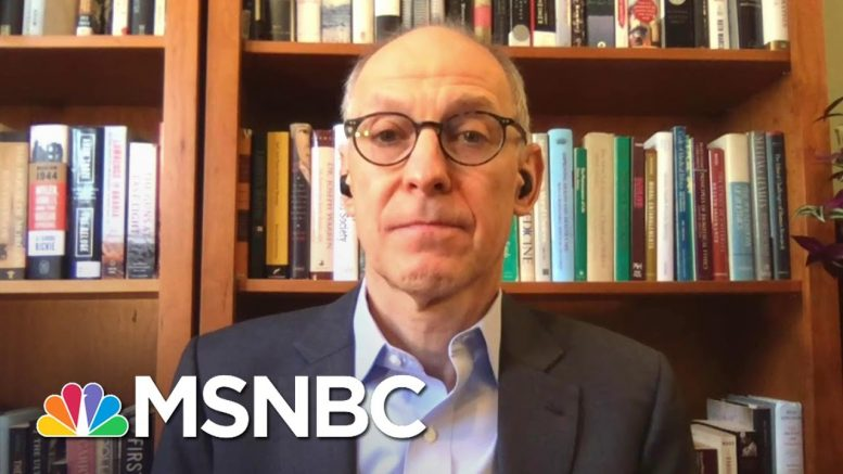 Dr. Zeke Emanuel: Much Higher Death Toll This Week 'Almost Inevitable' | Andrea Mitchell | MSNBC 1