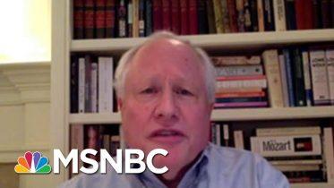 'Terrible Failure': Trump Blasted For Poor Leadership During Coronavirus Pandemic | MSNBC 6