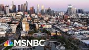 Air Pollution Drops Around The World Amid Coronavirus Lockdowns | All In | MSNBC 2