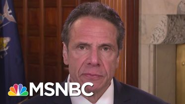 NY Gov. Cuomo On 'Surprising' Result Of Coronavirus Antibody Test | MSNBC 6