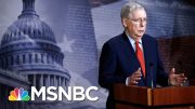 New York Gov. Andrew Cuomo Blasts McConnell For Calling COVID-19 Aid 'Blue State Bailouts' | MSNBC 4