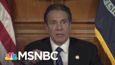 Cuomo Dares McConnell To Pass Bankruptcy Bill: 'New York Has Bailed You Out Every Year' | MSNBC 1