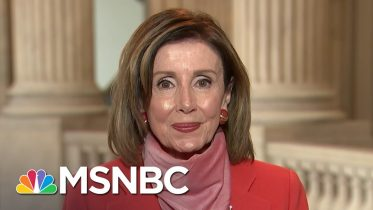 Pelosi: Trump's Disinfectant Comments 'Had No Relationship To Science' | Andrea Mitchell | MSNBC 6
