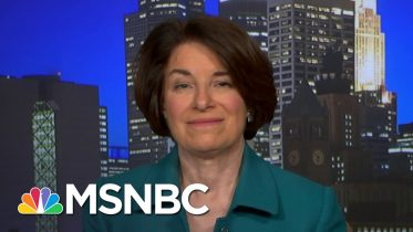 Klobuchar: Trump Went From 'I Alone Can Fix This' To 'I Am Backup' | All In | MSNBC 6