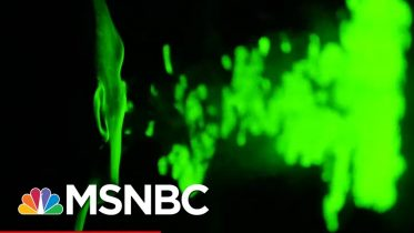 Why Wearing A Mask Matters: Coronavirus Transmission Explained | All In | MSNBC 10