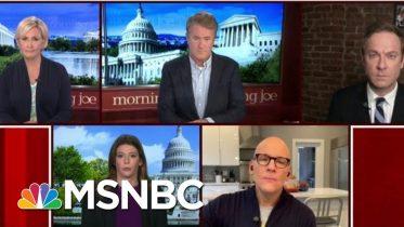 Tape Shows Trump Was Speaking To Dr. Birx At briefing | Morning Joe | MSNBC 6